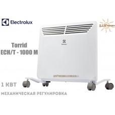 Конвектор электрический Electrolux ECH/T - 1000 M (1 кВт) механический