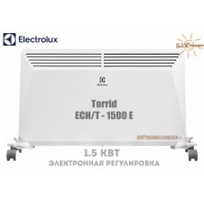 Конвектор электрический Electrolux ECH/T - 1500 Е (1,5 кВт) электронный