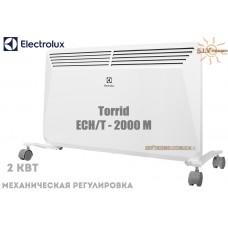 Конвектор электрический Electrolux ECH/T - 1500 M (1,5 кВт) механический