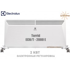 Конвектор электрический Electrolux ECH/T - 2000 Е (2 кВт) электронный