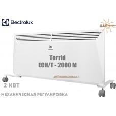 Конвектор электрический Electrolux ECH/T - 2000 M (2 кВт) механический