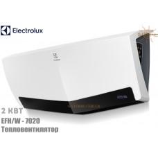 Настенный тепловентилятор Electrolux EFH/W-7020 (2 кВт) электронный