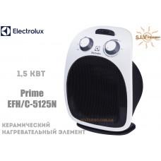 Тепловентилятор Electrolux EFH/C-5125N (1,5 кВт) керамический