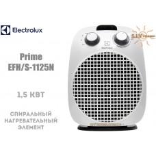 Тепловентилятор Electrolux EFH/S-1125N (1,5 кВт) спиральный