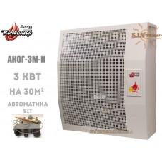 Газовый конвектор АКОГ-3-(H) (3 кВт) стальной теплообменник
