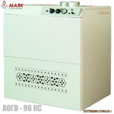 Газовий котел МАЯК АОГВ-96КС одноконтурний 96 кВт