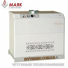 Газовый котел МАЯК 80 Е (чугунный) одноконтурный 80 кВт