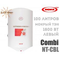 Водонагрівач NovaTec Combi NT-CB 100 ліве підключення