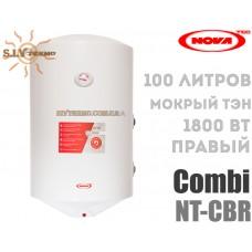 Водонагрівач NovaTec Combi NT-CB 100 праве підключення