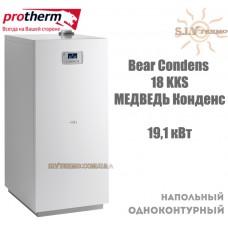 Газовый котел Protherm Bear Condens 18 KKS одноконтурный