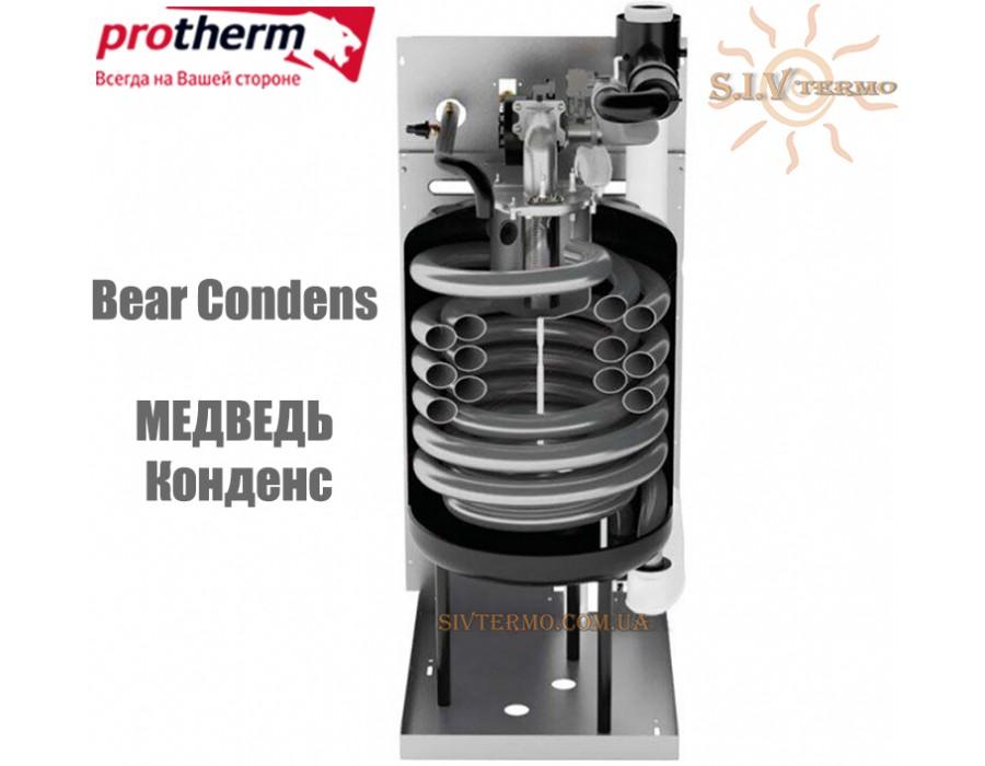 Protherm  004231  Газовый котел Protherm Bear Condens 35 KKS одноконтурный  Интернет - Магазин SIVTERMO.COM.UA все права защищены. Использование материалов сайта возможно только со ссылкой на источник.    Protherm