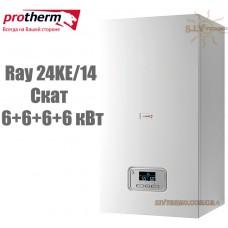 Электрический котел Protherm Ray (Скат) 24KE/14 (6+6+6+6 кВт) с шиной eBus