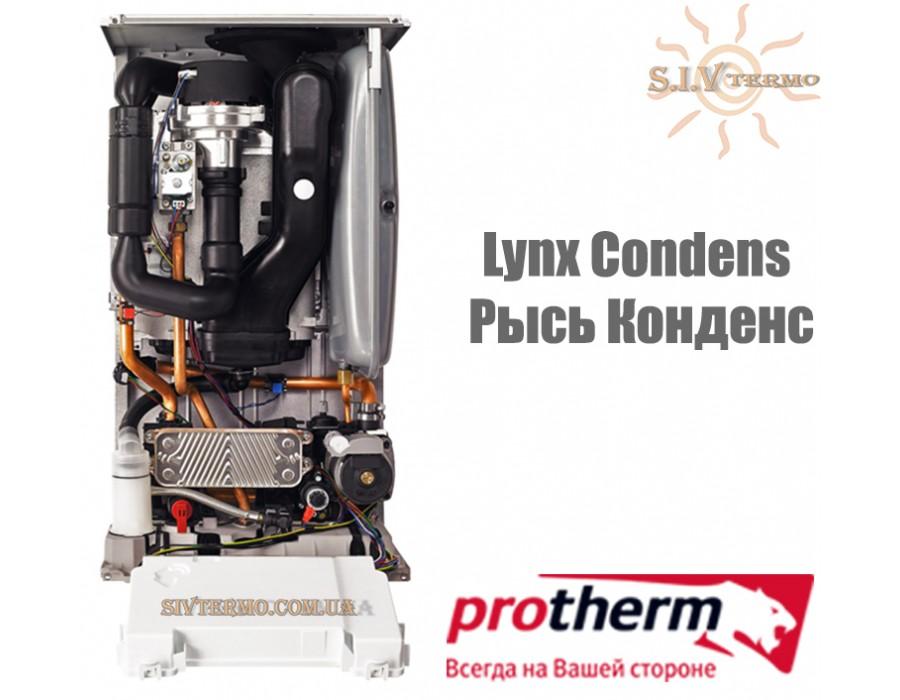 Protherm  004221  Газовый котел Protherm Lynx Condens 18/25 MKV двухконтурный  Интернет - Магазин SIVTERMO.COM.UA все права защищены. Использование материалов сайта возможно только со ссылкой на источник.    Protherm