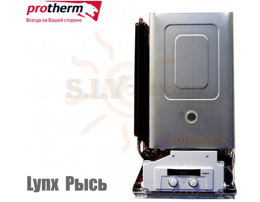 Protherm  000694  Газовый котел Protherm Lynx 24 (Рысь)  23,5 кВт турбированный  Интернет - Магазин SIVTERMO.COM.UA все права защищены. Использование материалов сайта возможно только со ссылкой на источник.    Protherm