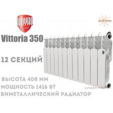 Радиатор Royal Thermo Vittoria 350 биметаллический 12 секций