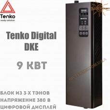 Котел электрический Tenko Digital DKE 9 кВт 380 В настенный