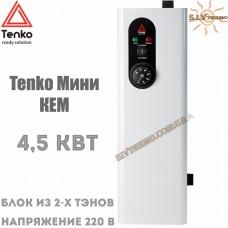 Котел электрический Tenko Мини КЕМ 4,5 кВт 220 В настенный