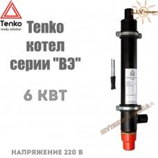 """Котел электрический Tenko серии """"ВЭ"""" 6 кВт 220 В"""