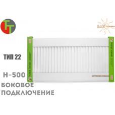 Радиатор стальной Terra Teknik 22 тип 500x900 боковое подключение