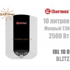 Водонагреватель Thermex BLITZ IBL 10 O над мойкой