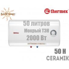 Водонагреватель Thermex Ceramik 50 Н горизонтальный