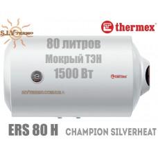 Водонагреватель Thermex Champion Silverheat ERS 80 H горизонтальный