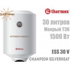 Водонагреватель Thermex Champion Silverheat ESS 30 V вертикальный