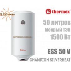 Водонагреватель Thermex Champion Silverheat ESS 50 V вертикальный