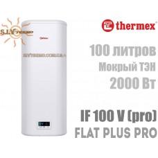 Водонагреватель Thermex Flat Plus PRO IF 100 V вертикальный