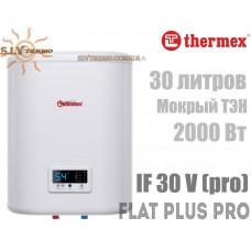 Водонагреватель Thermex Flat Plus PRO IF 30 V вертикальный
