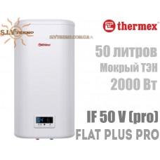 Водонагреватель Thermex Flat Plus PRO IF 50 V вертикальный