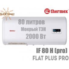 Водонагреватель Thermex Flat Plus PRO IF 80 H горизонтальний
