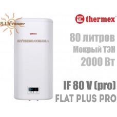 Водонагреватель Thermex Flat Plus PRO IF 80 V вертикальный