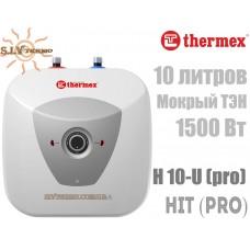 Водонагреватель Thermex HIT (PRO) H 10-U (pro) под мойкой