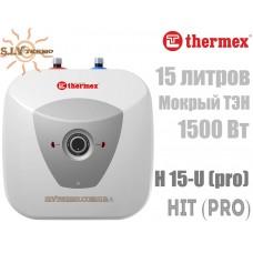 Водонагреватель Thermex HIT (PRO) H 15-U (pro) под мойкой