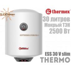 Водонагреватель Thermex THERMO ESS 30 V slim вертикальный
