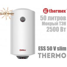 Водонагреватель Thermex THERMO ESS 50 V slim вертикальный
