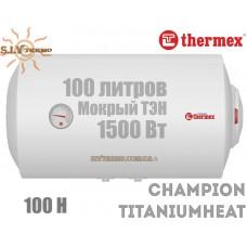 Водонагреватель Thermex Champion TitaniumHeat 100 H горизонтальный