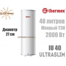 Водонагреватель Thermex UltraSlim IU 40 вертикальный