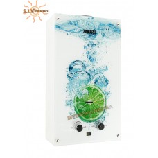 Колонка Zanussi Fonte Glass Lime