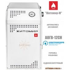 Котел Житомир-М АОГВ 12 СН парапетный одноконтурный газовый