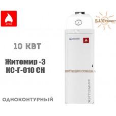 Газовый котел Житомир-3 КС-Г-010 СН одноконтурный дымоходный