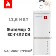 Газовый котел Житомир-3 КС-Г-012 СН одноконтурный дымоходный