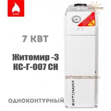 Газовый котел Житомир-3 КС-Г-007 СН одноконтурный дымоходный
