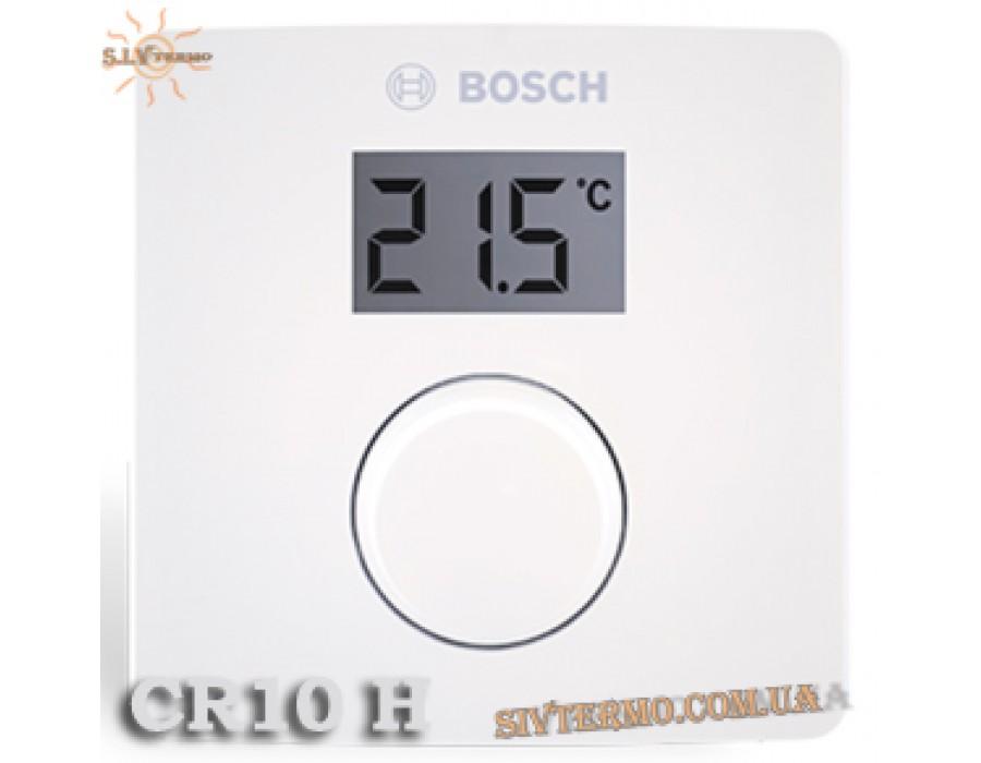 Bosch  CR10H  Bosch CR10 H регулятор  Интернет - Магазин SIVTERMO.COM.UA все права защищены. Использование материалов сайта возможно только со ссылкой на источник.