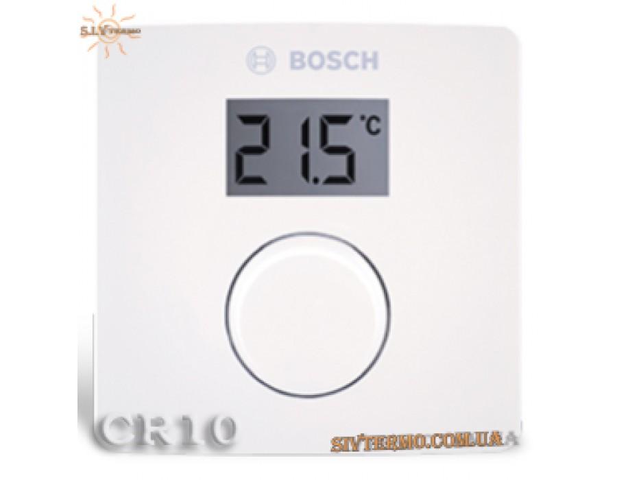 Bosch  003394  Bosch CR10 регулятор  Интернет - Магазин SIVTERMO.COM.UA все права защищены. Использование материалов сайта возможно только со ссылкой на источник.