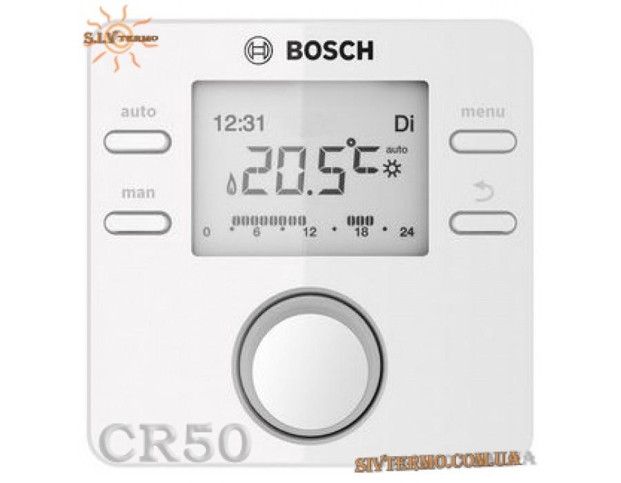 Bosch  CR50  Bosch CR50 регулятор  Интернет - Магазин SIVTERMO.COM.UA все права защищены. Использование материалов сайта возможно только со ссылкой на источник.