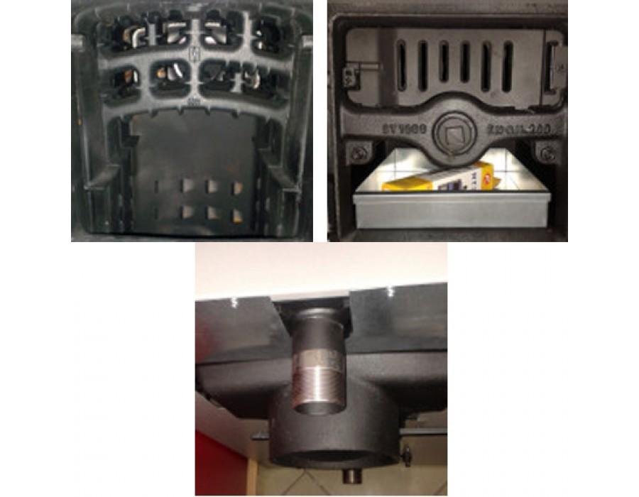 Caldera Heating Group (Турция)  000471  Caldera Solitherm 51-56 кВт (чугун)  Интернет - Магазин SIVTERMO.COM.UA все права защищены. Использование материалов сайта возможно только со ссылкой на источник.    Котлы на твердом топливе