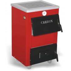 ТТК Carbon 14 кВт (сталь) с Плитой