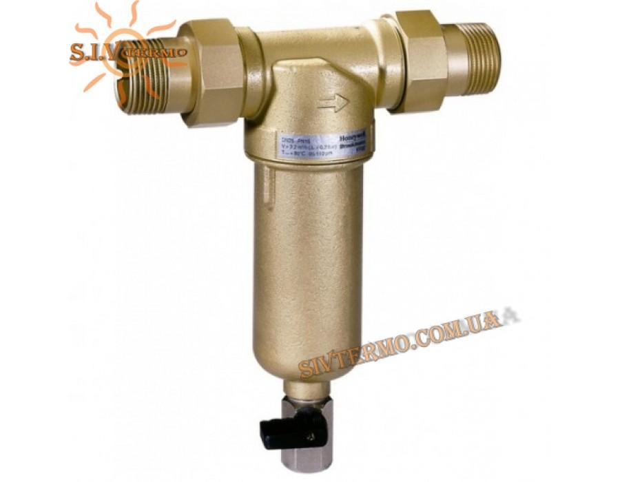 Honeywell  FF06-1AAM  Фільтр для води MiniPlus FF06-1AAM  Интернет - Магазин SIVTERMO.COM.UA все права защищены. Использование материалов сайта возможно только со ссылкой на источник.    Механічне очищення